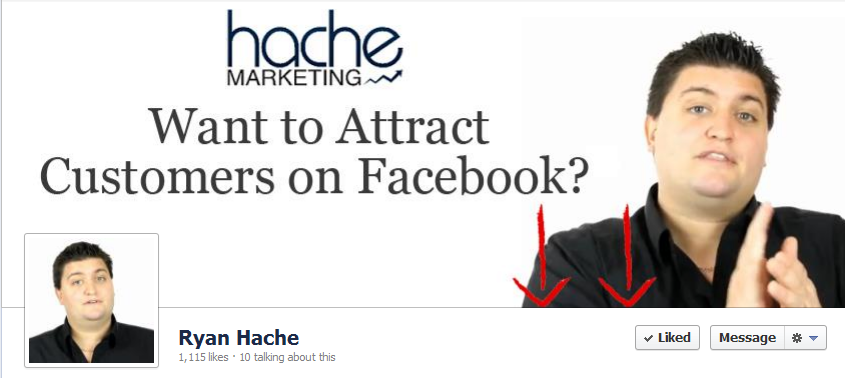 new cover image The Marketers Guide to Updating Your Facebook Fan Page for the New Timeline Changes