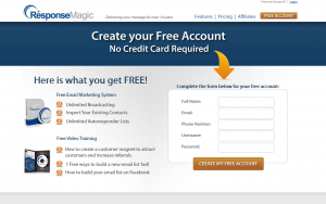 free first step 300x188 6 Steps to Attract More Customers with an Email List