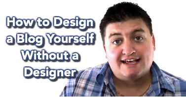 How to Design a Blog Yourself Without a Designer